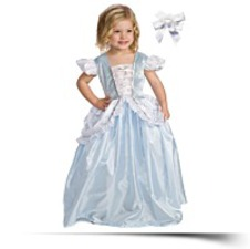 11152 Cinderella Princess Dress Costume