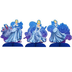 disney cinderella sparkle centerpiece count party