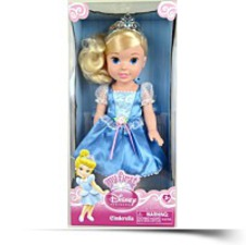 13 Princess Toddler Doll