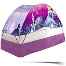 Cinderella Bed Tent With Pushlight Assortment