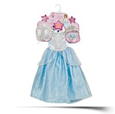 Cinderella Dressup Set Child