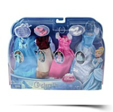 Cinderella Fairytale Fashion Pack Doll