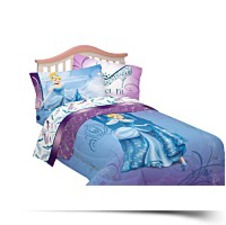 Cinderella Perfect Fit Microfiber Comforter