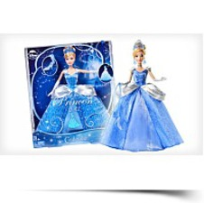 Disney Princess Cinderella Holiday Princess