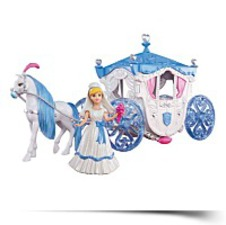 Disney Princess Cinderella Wedding Carriage