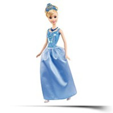 Disney Princess Sparkling Princess Cinderella