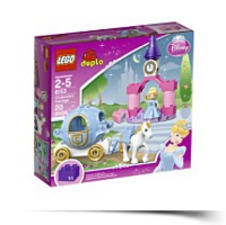 Duplo Disney Princess Cinderellas Carriage