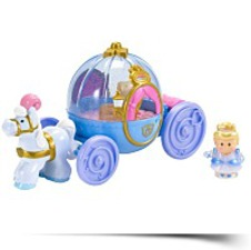 Little People Disney Cinderellas Coach