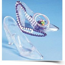 Plastic Princess Shoes