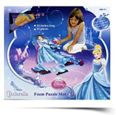 Princess Cinderella Foam Floor Puzzle