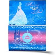 Princess Cinderella Set Of 2 Standard