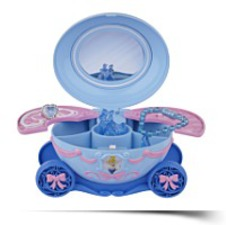 Princess Cinderella Deluxe Jewelry