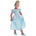 disney's cinderella deluxe size child -shoes