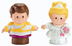 fisher-price little people disney pack cinderella