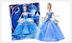 disney princess cinderella holiday doll celebrate