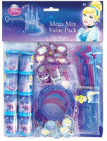 Cinderella Favor Pack 48CT
